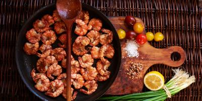 3 Tips for Cooking Perfect Shrimp, Bon Secour, Alabama