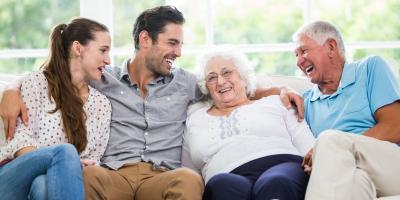 Aging Parents and Uncomfortable Discussions, Cincinnati, Ohio