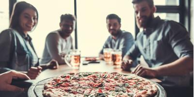 Pizza and Beer are Made for Each Other, Cincinnati, Ohio