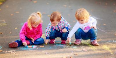5 Children's Activities for Your Asphalt Driveway, Waynesboro, Virginia