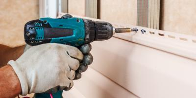 3 Important Signs That You Need Siding Repair, Springboro, Ohio