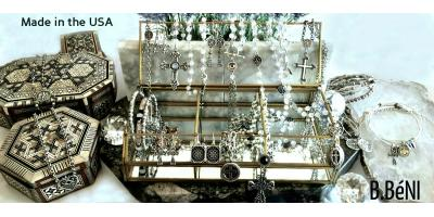 B.BéNI Jewelry 25% OFF SALE! bbeni.com Old World-New Trends!, Westfield, Massachusetts