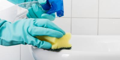 What Is the Right Way to Clean Porcelain Sinks & Bathtubs?, Clinton, Connecticut
