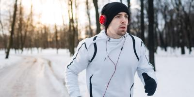 Safety Tips for Runners, Sioux Falls, South Dakota