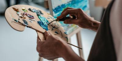 3 Reasons to Try a Sip & Paint Class , Manhattan, New York