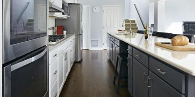 Modular Home ... Sleek, Modern and Beautiful Kitchens!, Fairfield, Connecticut