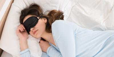 How Eye Care & Sleep Quality Are Linked, Cincinnati, Ohio