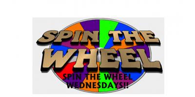 SPIN THE WHEEL WEDNESDAY!!, Hebron, Kentucky