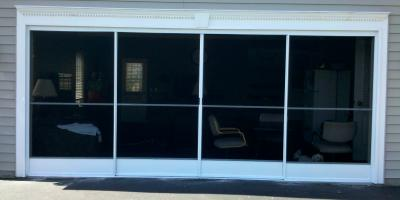 What to Know Before Purchasing a Garage Door Screen, Rochester, New York