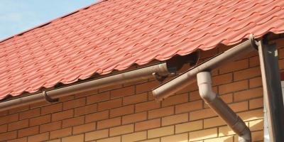 5 Signs Your Gutters Need Replacing, Slocomb, Alabama