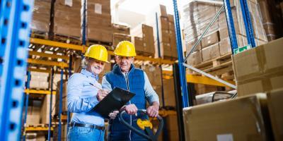 3 Tips To Keep a Warehouse Clean & Safe, Atlanta, Georgia