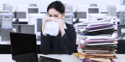 How Office Cleaning Keeps Employees Healthy, Atlanta, Georgia
