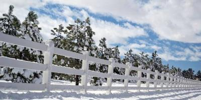 How to Winterize Your Fence & Protect It From Cold Weather, Islip, New York