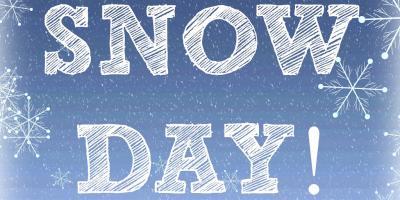 ANOTHER SNOW DAY, Prairie du Chien, Wisconsin