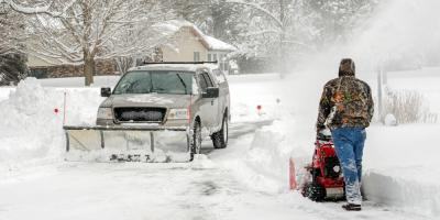 The Incredible History of Snow Plowing, Evergreen, Montana