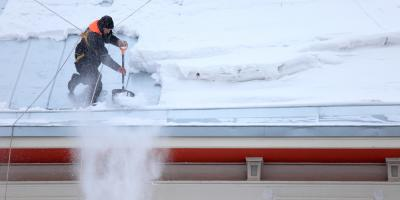 3 Warning Signs Your Roof Needs Snow Removal Now, Islip, New York