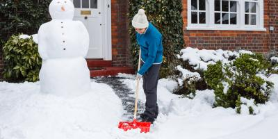 3 Health Reasons to Leave Snow Removal Up to a Professional, Fairbanks, Alaska