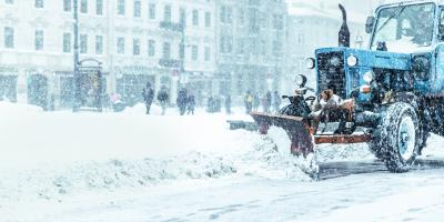 4 Benefits of Commercial Snow Removal Service, Fairbanks North Star, Alaska