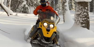 Snowmachine Insurance & Safety: Tips for Finding the Right Insurance Plan & Keeping Your Rates Low, Fairbanks, Alaska