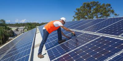 3 Types of Solar Panels, Miamisburg, Ohio