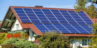 Solar Panels: What Are They & How They Benefit From Summer Heat, Haiku-Pauwela, Hawaii