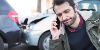5 Pieces of Information You Need After an Auto Accident, Somerset, Kentucky