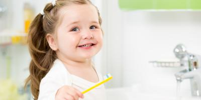 Kids' Dentist Offers 3 Tips for Introducing Your Child to Oral Hygiene, Somerset, Kentucky