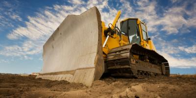 What Does a Site Work Contractor Do?, Ferguson, Kentucky