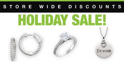 Don't Miss Somos Jewelers' Holiday Sale, Nyack, New York