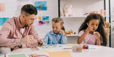 4 Tips to Help Your Child Adjust to Preschool, Ewa, Hawaii