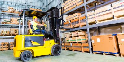 A Guide to Replacing the Forklift Seat, South Plainfield, New Jersey