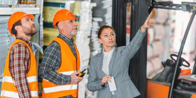 3 Common Mistakes When Operating a Forklift, South Plainfield, New Jersey