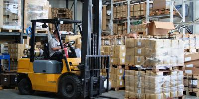 Why You Should Choose Crown® Forklifts, South Plainfield, New Jersey
