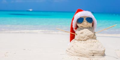 Leave the Resort to Immerse Yourself in Holiday Cheer at the Coastal White Christmas at Grand Blvd., Panama City Beach, Florida