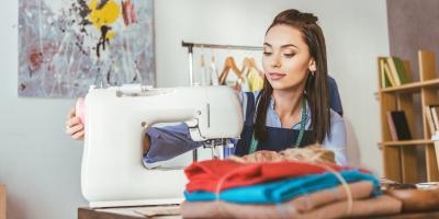How to Sew an Elastic Waist on a Dress, Manhattan, New York