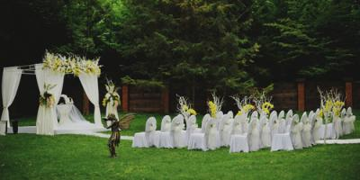 5 Backyard Wedding Tips From a Portable Toilet Rental Company, Gridley, California