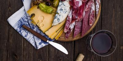 Your Guide to Pairing Wine, Deli Meat & Cheese , Port Jervis, New York