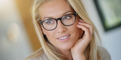 How to Choose the Right Eyeglasses for Your Face Shape, Spencerport, New York