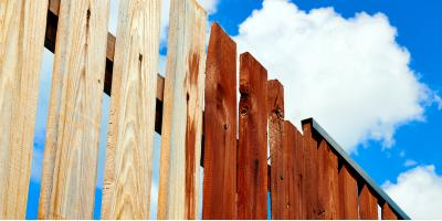 3 Tips for Painting or Staining Wood Fences, Spencerport, New York