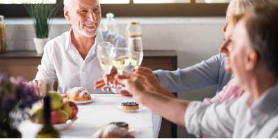 Lift Dad's Spirits This Father's Day With a Special Toast, Manhattan, New York