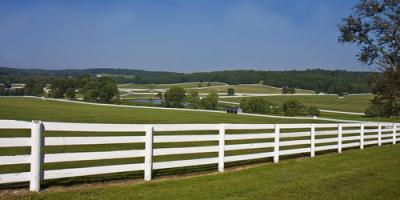 How to Add Historical Charm to Your Home With a Split Rail Fence, Spencerport, New York