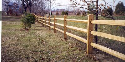 How to Protect Your Wood Fence From Carpenter Bees, Green, Ohio