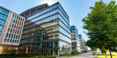 3 Benefits of Water Blasting Your Office Exterior, Spokane, Washington