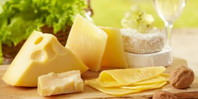 Why Choose Wisconsin Cheese?, Evergreen, Wisconsin