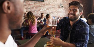 Why Football Saturdays & Sundays at Buffalo Wild Wings Sports Bar Can't Be Beaten, Bronx, New York