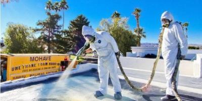 3 Ways Spray Foam Flat Roofs Benefit Your Budget, Lake Havasu City, Arizona