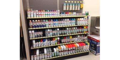 New Craft Paints!!!, Park Falls, Wisconsin