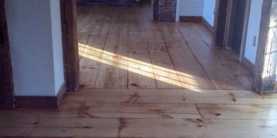 4 Reasons to Avoid Refinishing Wood Floors Yourself, Springfield, Massachusetts