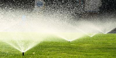 3 Benefits of a Sprinkler System, Danley, Arkansas