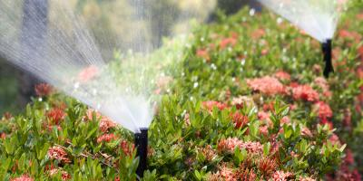 How Much Water Are Your Lawn Sprinklers Using? , Chalco, Nebraska